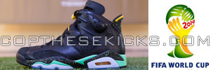 Air Jordan Retro 6 World Cup History Of Jordan