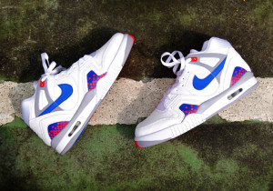 Air Tech Challenge II USA Red White Blue 667444 146