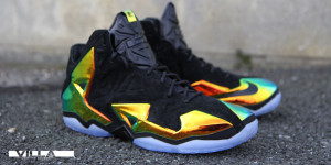 LeBron 11 Kings Crown Release Date
