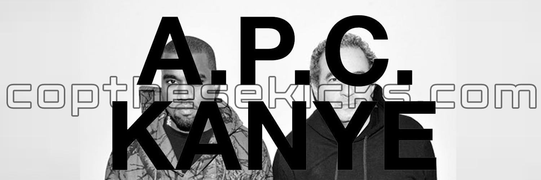 APC x Kanye Collection Early Links