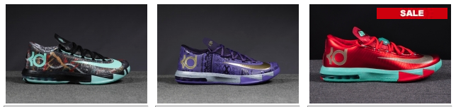 Limited and Rare KD 6 Still In Stock