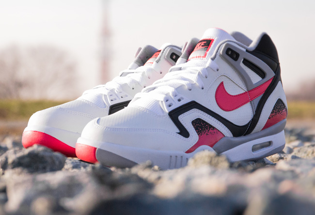 Nike Air Tech Challenge II Hot Lava Restock