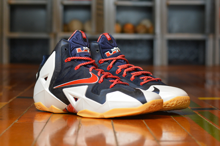 """bed9ebb7fec31 Here are the Early Links for the LeBron 11 July 4th AKA """"Independence Day""""."""