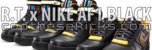 Riccardo Tisci RT x Nike