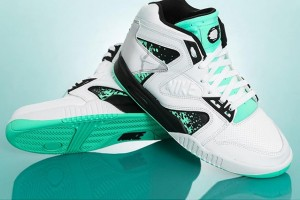 Nike Air Tech Challenge Hybrid Green Glow Wimbledon
