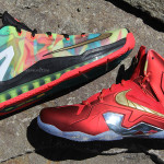 LeBron 11 Championship Pack 2014 Multi Color Low