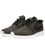 Flyknit Roshe Run Black Sequoia