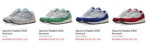 Saucony Shadow 6000 Premium