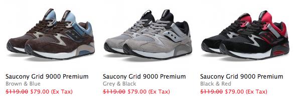 Saucony Premium Sale