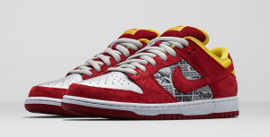 Rukus x Nike SB Dunk Low PRemium PRM Crawfish