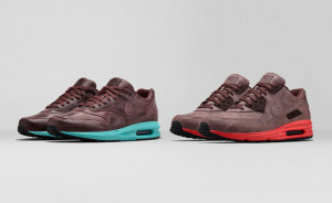 Nike Air Max Lunar Burnished Pack