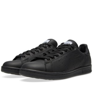 Adidas Consortium x Pharrell Williams Solid Pack Staan Smith Black