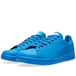 Adidas Consortium x Pharrell Williams Solid Pack Staan Smith Blue
