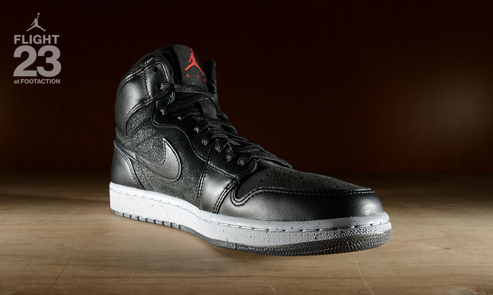 cheap for discount 036ac 9707e Footaction-Air-Jordan-1-Retro-NYC-5 - Cop These Kicks