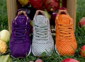 Play Cloths x Saucony Strange Fruit Pack