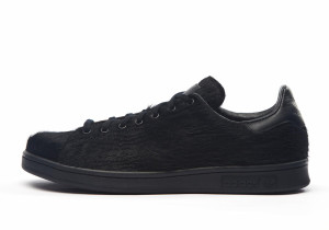 Opening Ceremony x Adidas Stan Smith Black Pony Hair