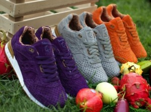 Play Cloths x Saucony Shadow 5000 Strange Fruit Pack