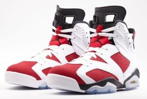 Air Jordan Retro 6 Carmine Outlet Restock