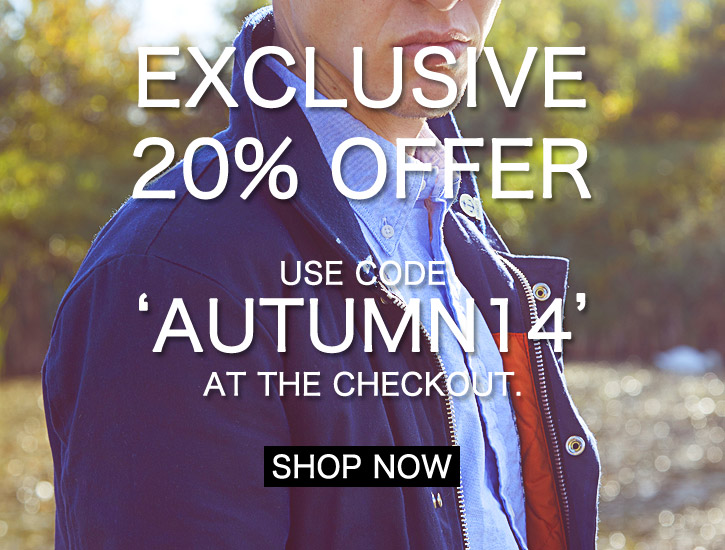 Huge 20% Off Sale