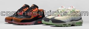 Nike Air Max Halloween Pack
