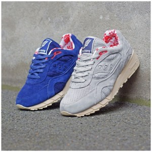 Bodega x Saucony Shadow 6000 Sweater Pack