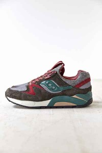 Saucony Limited Edition Grid 9000 Italia