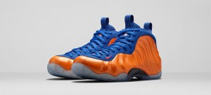 Nike Foamposite One Knicks