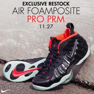 Nike Foamposite Pro PRM Yeezy Restock
