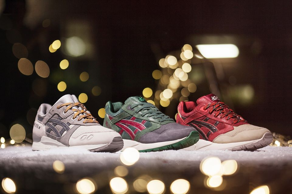 Asics 2014 Christmas Pack