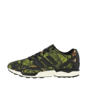 Adidas ZX Flux Photo Print Pack Dead Woods