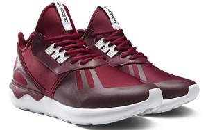 Adidas Tubular Collegiate Red