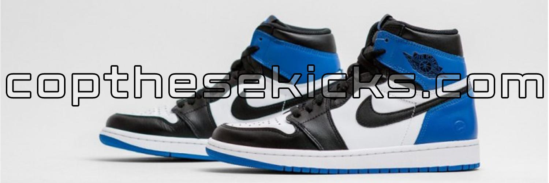 Fragment x Air Jordan Retro 1 Release Date