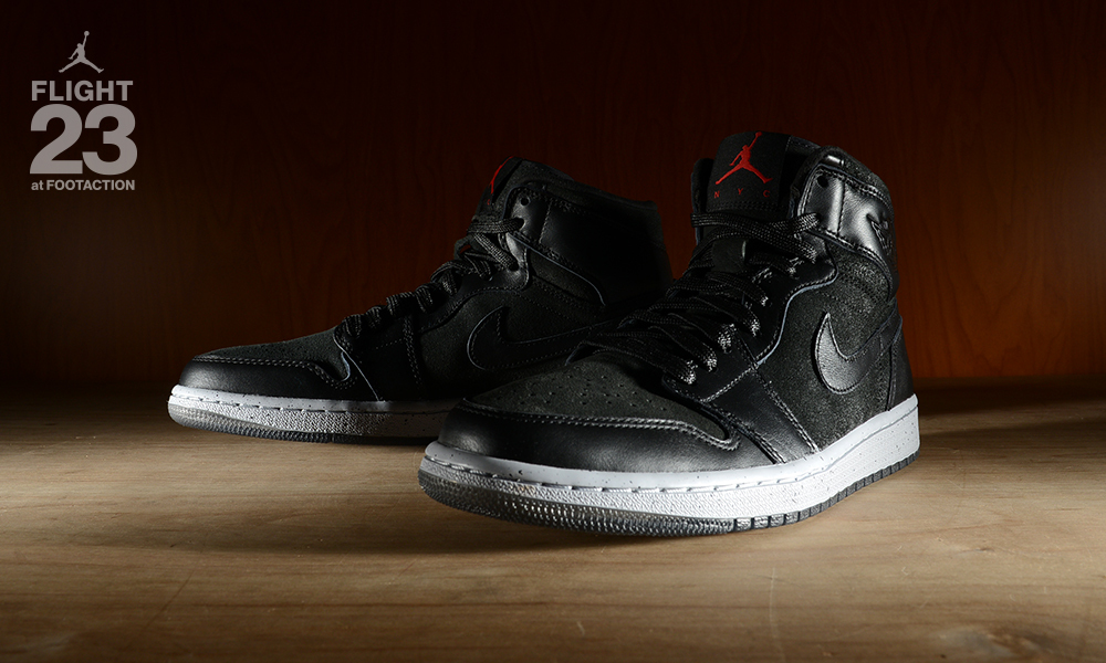 Air Jordan Retro 1 NYC Restock