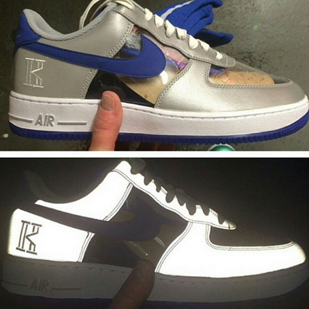 Early Release Kyrie Irving x Nike Air Force 1 CMFT Cop