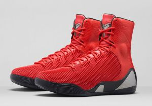 Kobe 9 KRM EXT Challenge Red October