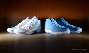 Jordan Ultimate Gift Of Flight Pantone Pack