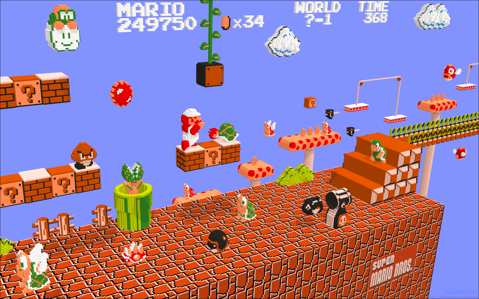 Old School Nintendo Emulation