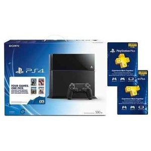 Playstation 4 PSN Plus