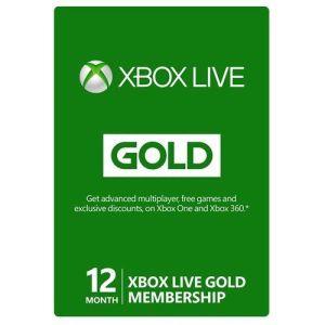XBL Gold