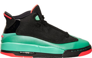 Jordan Dub Zero Verde 725742-035