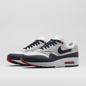 Air Max 1 SP Patch University Red Obsidion