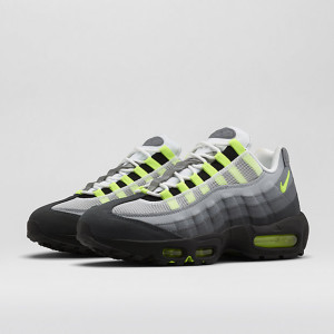 Air Max 95 SP Patch Volt
