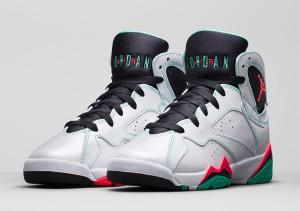 Air Jordan Retro 7 Verde Early Links 705417-138