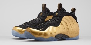 Nike Foamposite One Gold 314996-700 Early Links