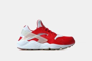"Nike Air Huarache - Red/White ""Milan"" 704830-610"