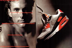 Original Air Max ad from 1990