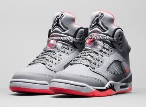 Jordan Retro 5 Hot Lava