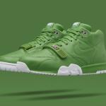 Fragment x Nike Court Air Trainer 1 Wimbledon Chlorophyl
