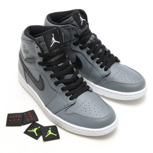 Retro 1 Rare Air Cool Grey