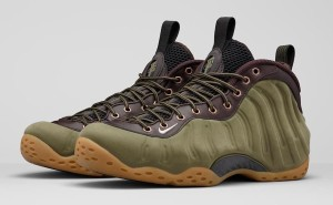 Foamposite Olive Boot 575420-200